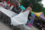 BRIDE STOCK Behind