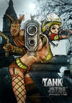 Tank Girl Hard as a ROCK by GeoPhreak