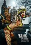 Tank Girl Hard as a ROCK by GeoPhreak
