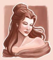Belle by angelaxiii