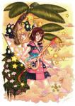 Kairi Kingdom Hearts 3