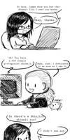 Y U NO POST SHINJIRO SHIMEJIS by ev1lmunchk1n