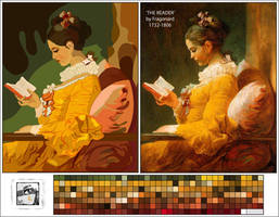 Reader - Color Light Analysis by MindFlesh