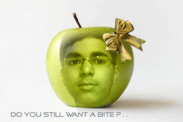 apple by samdruby