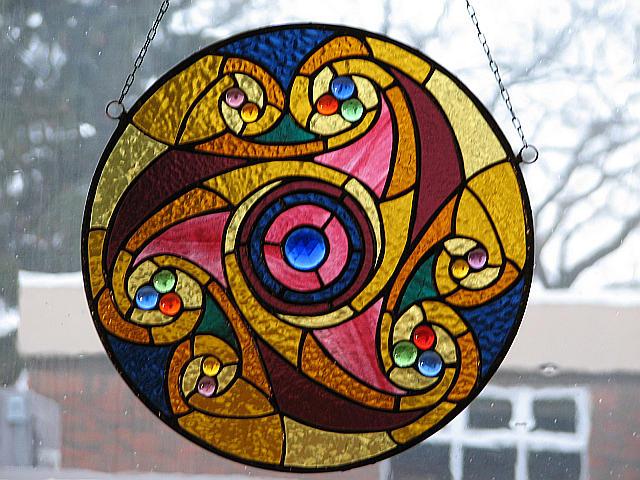 Celtic Circle by cymrudragon