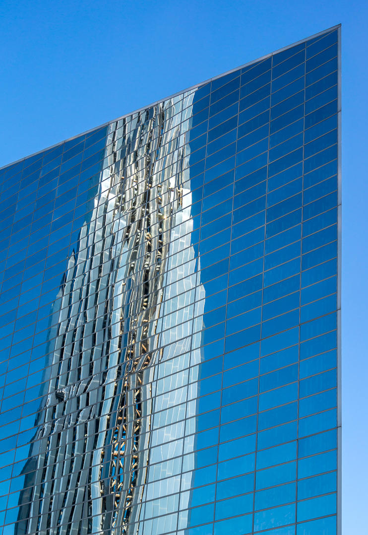Crystal Cathedral by Blue-Harbor