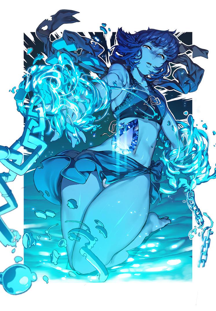 lapis lazuli by LeeJongHae