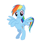 Rainbow Dash - Here I Am