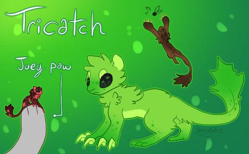Tricatch