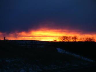 Beautiful Sunset by alatariel39