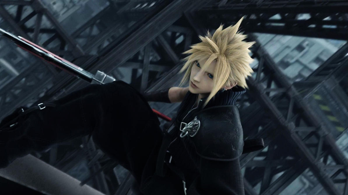 final fantasy vii : advent children completeex-legendary on