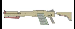 Jakobo M7 Assault Shotgun