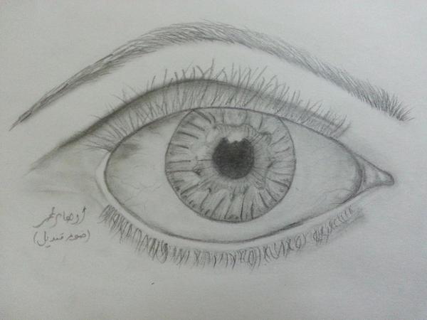 Eye by QandeelLight