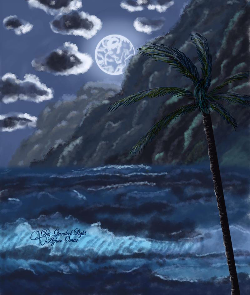 Nature Night by QandeelLight