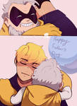 happy fathers day [2] by CrownHatter