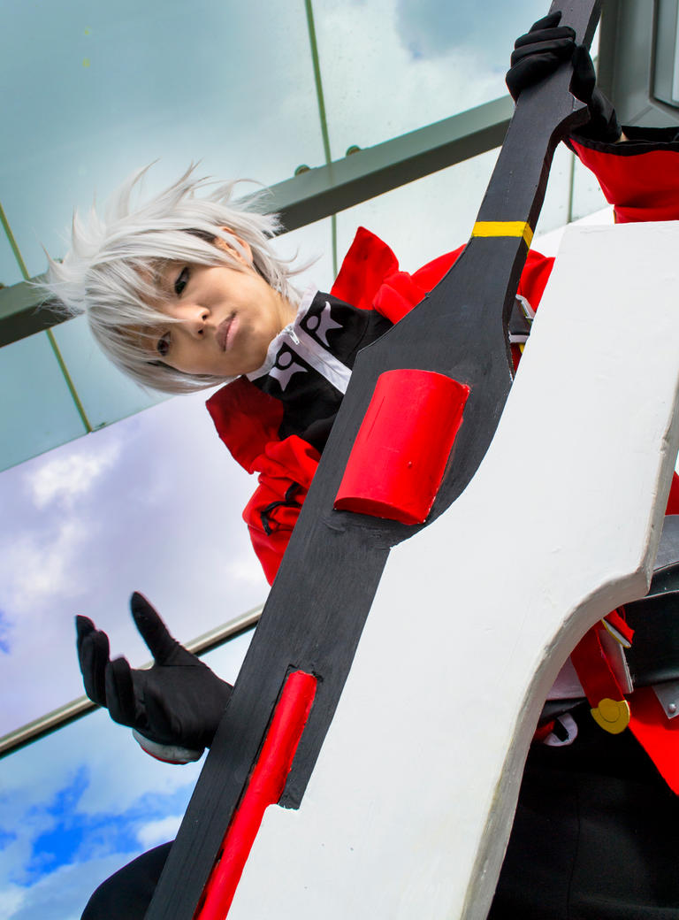 Ragna The Bloodedge by KIRBY19