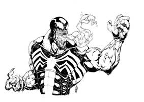 Venom 8 2015 by Tilllemann