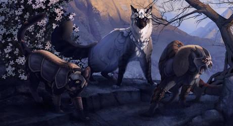 Nightshade commission.
