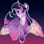 Twilight Button Design