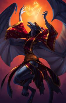 Commission: Sorcery