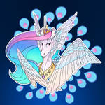 Celestia Button Design