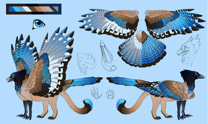 Reference Sheet Commission