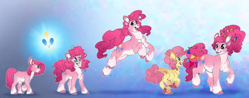 Pinkie pie Headcanon