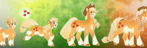 Applejack Headcanon
