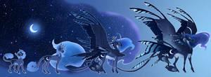 Luna Headcanon