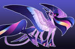 Ascension AU! Twilight by turnipBerry