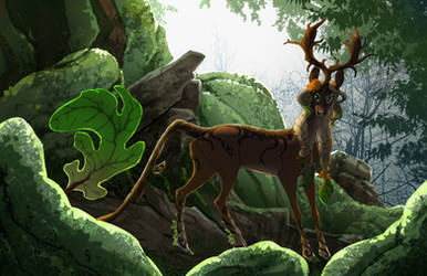 Forest spirit Commission