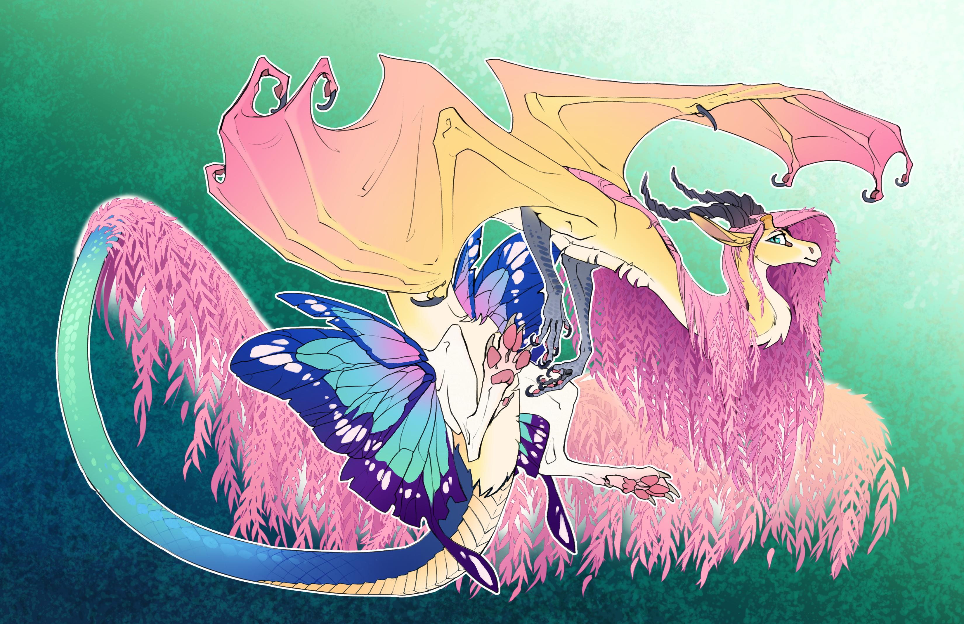 Ascension AU! Fluttershy