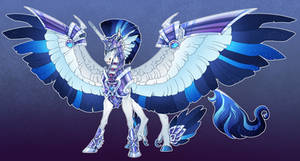 Ascension AU! Shining Armor
