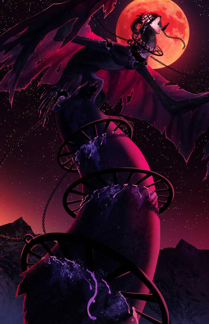 Commission: Drakengard