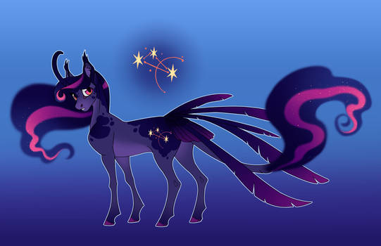 Star Chart: Luna x Twilight Nextgen Adoptable