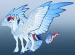 Storm Chaser: Rainbow Dash x Soarin