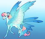 Honeysuckle: Rainbow Dash x Fluttershy
