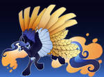 Lunar Calendar: Luna x AJ