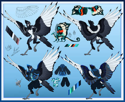 Commission: Reference Sheet for Jykinturah