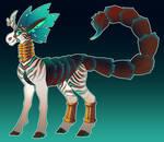Scorpio: Chrysalis x Zecora