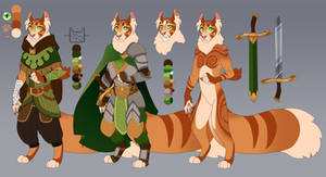 Fireheart Design Reference