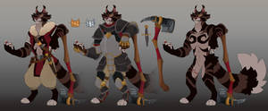 Tigerclaw Design Reference