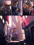 Warriors Page 1: Go for a Walk