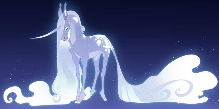 Prince Moonlight: Rarity x Luna Shipping Adopt
