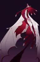 Dragon Sketch Commission for ElisZaha
