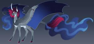 Luna x OC for Jykinturah