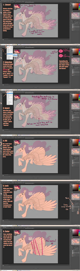 Photoshop Tutorial! Selection and Layer Masks.