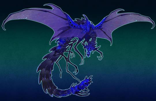 Spider Dragon Commission