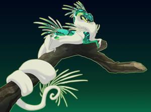 Serpent Dragon Commission
