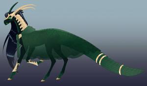 Alligator Unicorn Commission